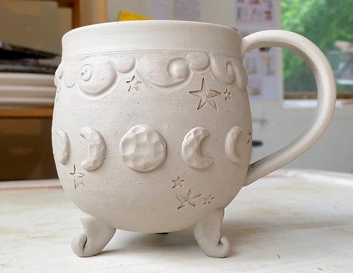 ACOTAR Stars & Moon Mug