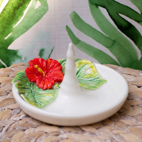 Hibiscus Ring Spindle