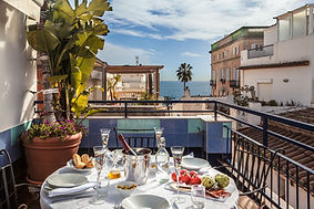 Sea View Sitges| view terrace hotel Sitges| view terrace apartment Sitges| stay terrace Sitges apartment| rental apartment Sitges holiday