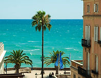 Sea View Sitges| Sitges Holiday Rental Accommodation| Sitges Beach Vacation Apartment| San Sebastian Beach Sitges