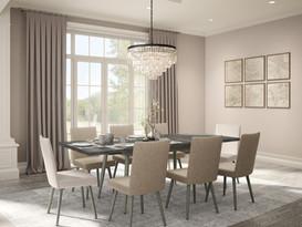 Belleville Webber Dining Room Set