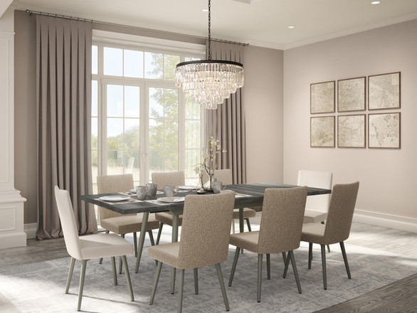 Belleville Webber Dining Room Set