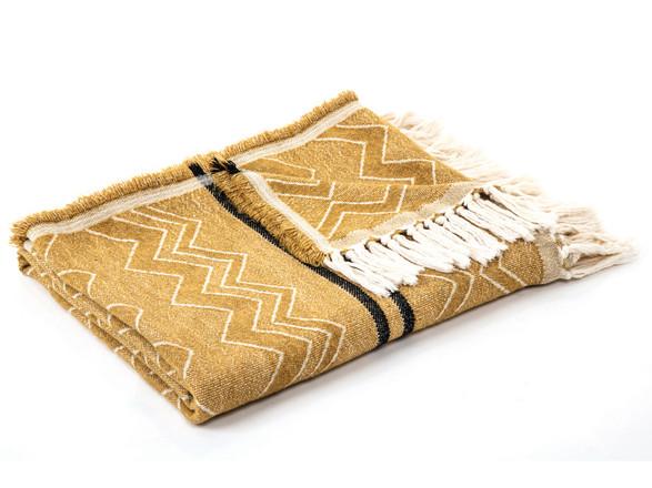BERNIE M 50X60 throw blanket