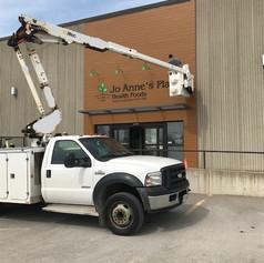 Bucket Truck Services