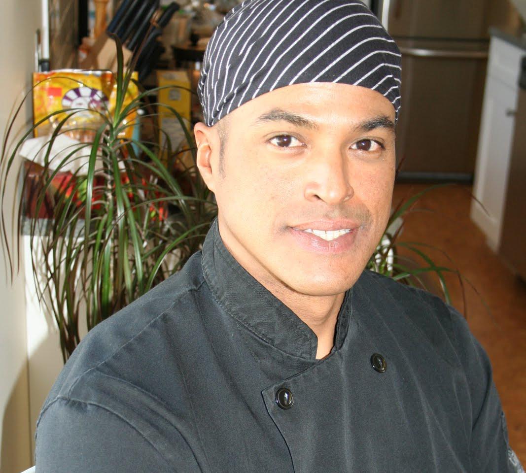 Your Executive Chef, Renato Zegarra