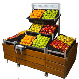 Food Display Solutions Fruit