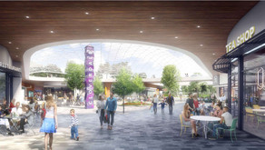 The Future of Malls in Canada Includes Pedestrian-Friendly Microcities: by Sean Tarry