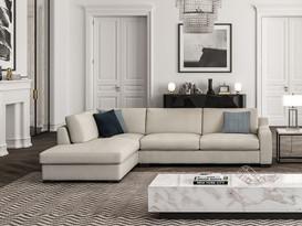Athena Living Room Sectional