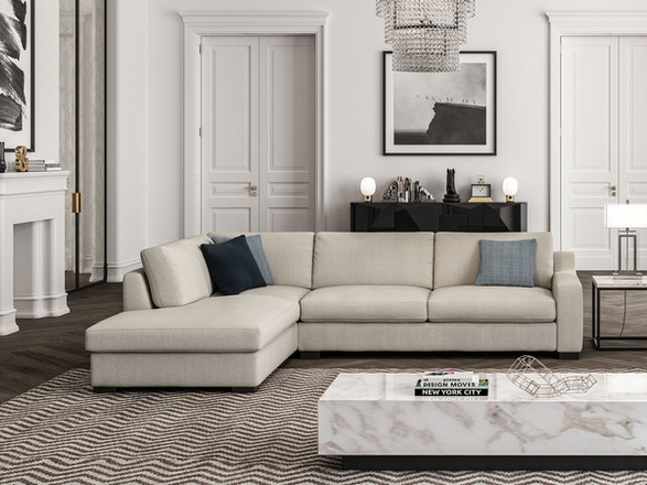 Athena Living Room Sectional