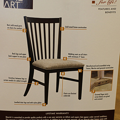 Quality Chairs