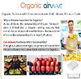 Organics Article