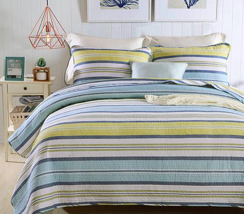 Marseilles Cotton Quilt
