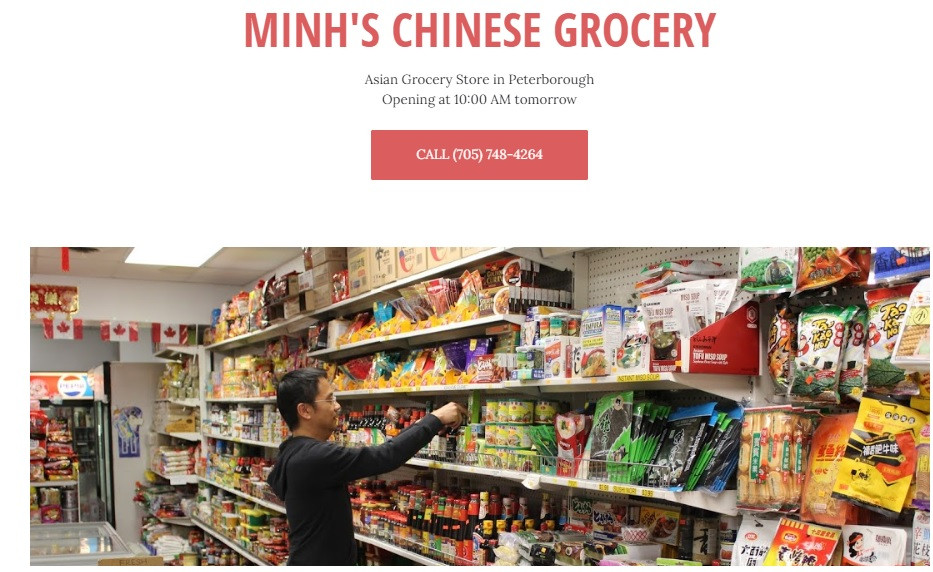 Mihns Website