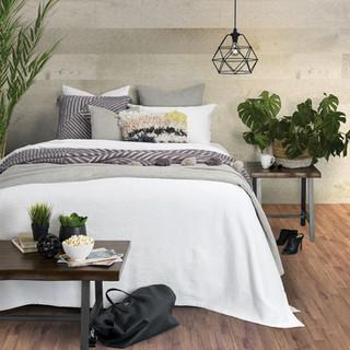 Westmount Blanc Bedding