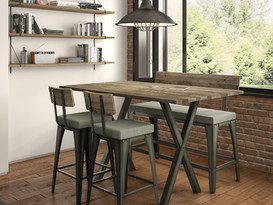 Alex Upright Dining Room