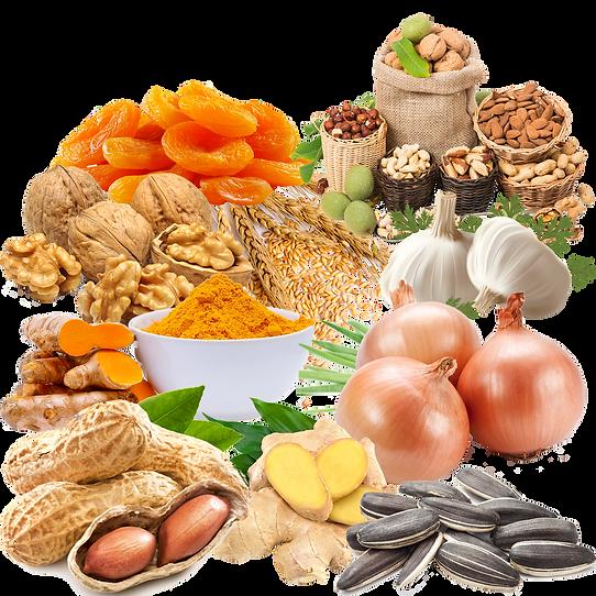 Dryfruits vegetables nuts.png