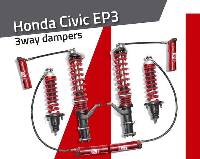 HONDA CIVIC EP3