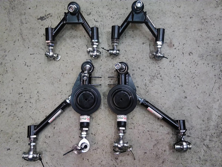 OPEL KADET C PRO FRONT ARMS PACKAGE
