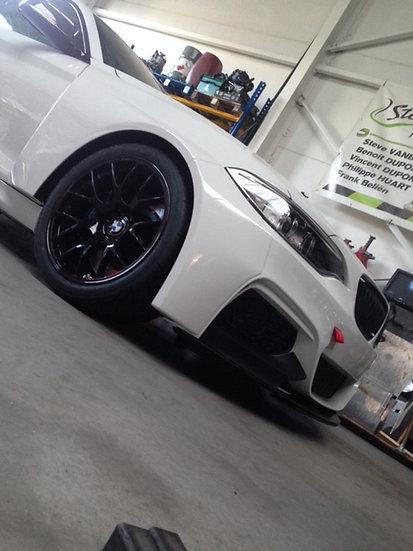 BMW F22 BUMPER CORNERS