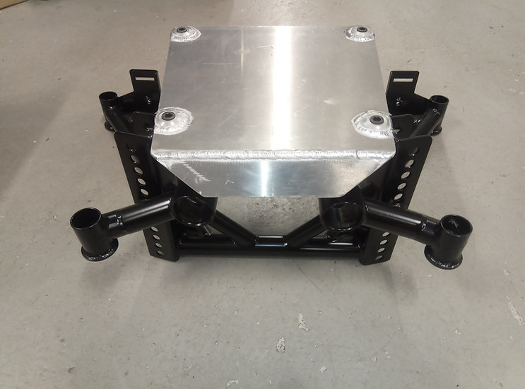 BMW E46 REAR SUBFRAME FOR 188K DIFF