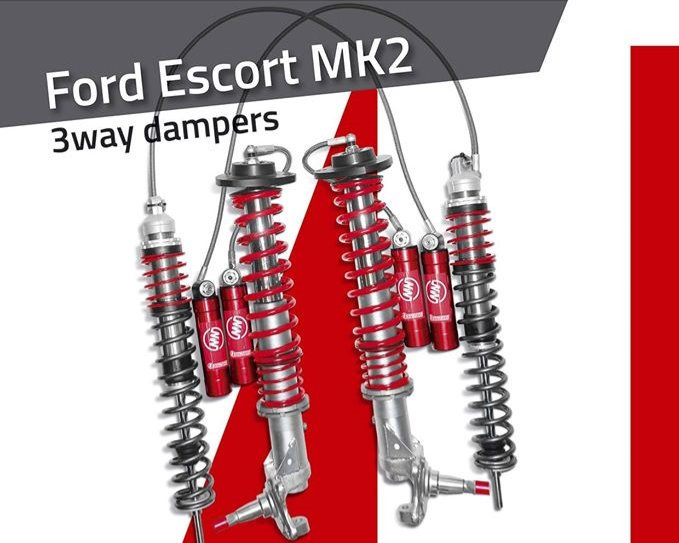 FORD ESCORT MK1/2 GRP4