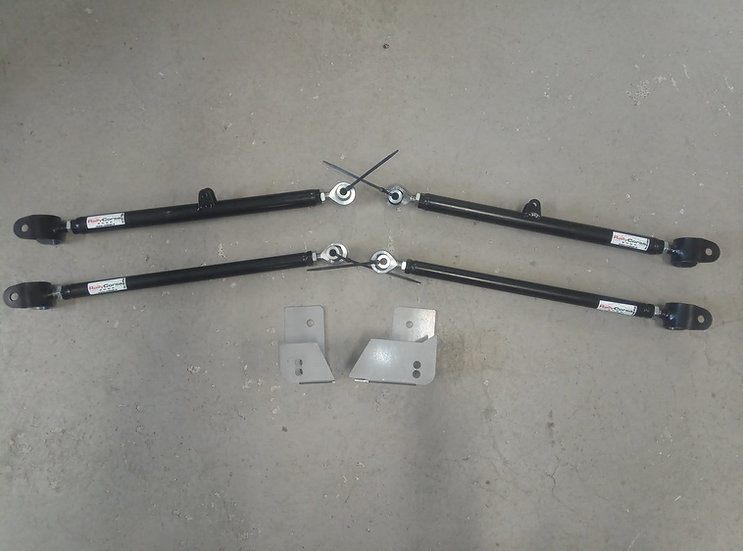 BMW E36 REAR SUSPENSION ARMS FOR ANTIROLLBAR WITH CAMBER CORRECTION