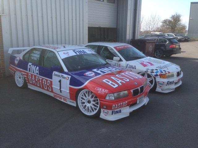 BMW E36 STW 1994