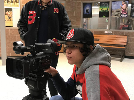 MAPS Student Films Nominated for National Student Production Awards