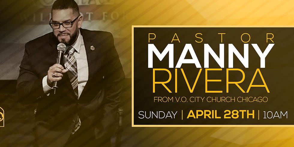 Pastor Manny Rivera