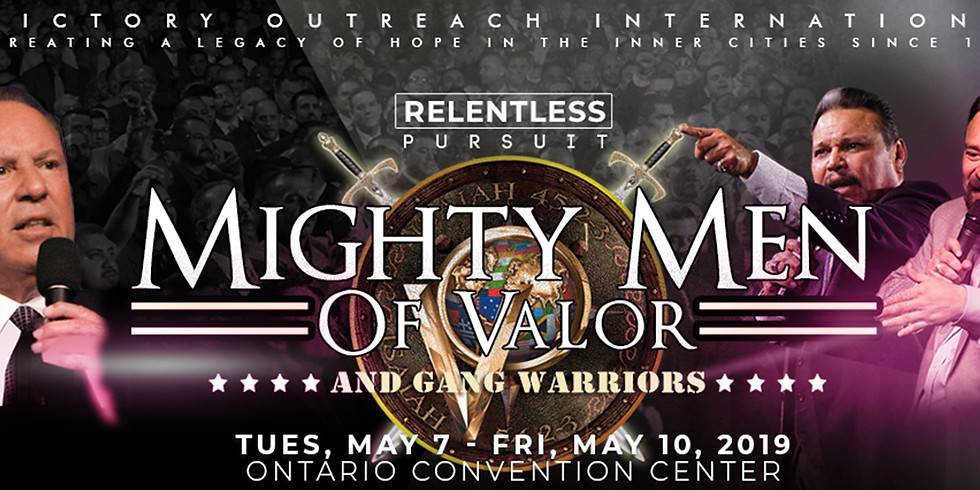 Mighty Men of Valor   Conference