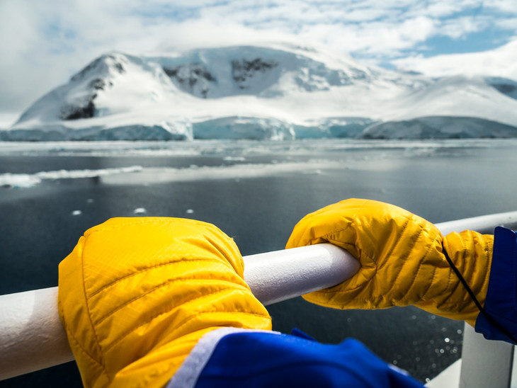 11 Inspirational Photos and Quotes About Antarctica, the Unknown Continent