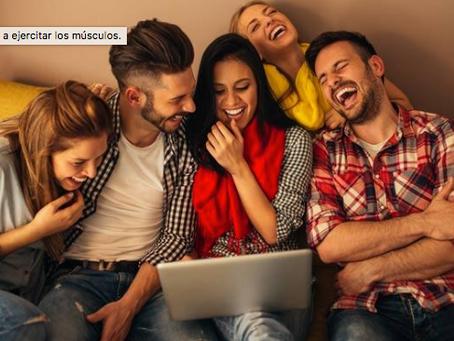 Beneficios de reír para la salud