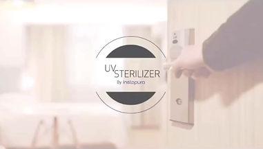 Esterilizador Portátil por UV