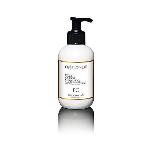 OP|BLONDE Post Color Shampoo