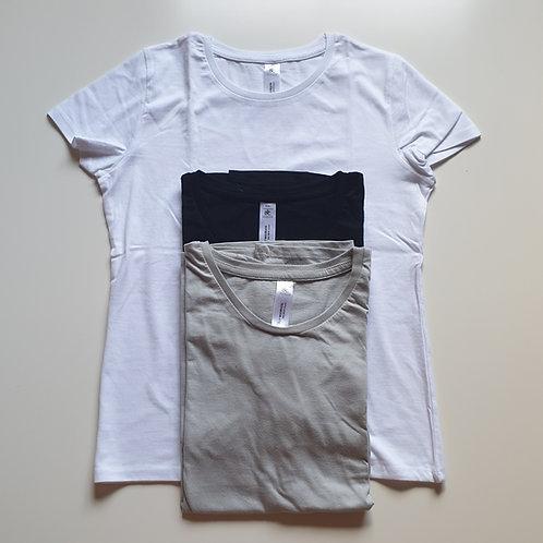T-shirt (gecentreerd model) - volwassenen