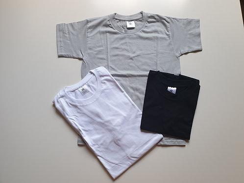 T-shirt unisex (recht model) - volwassenen