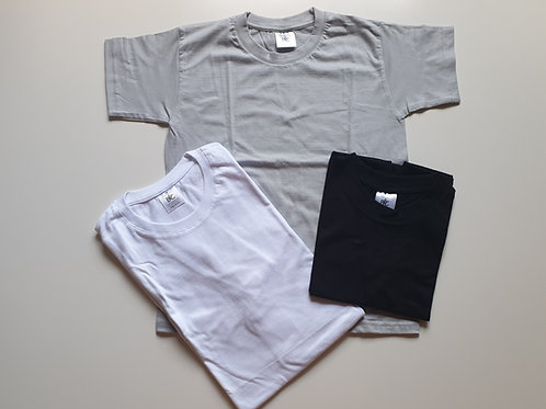 T-shirt unisex (recht model) - kinderen
