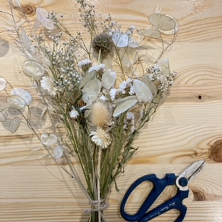British Dried Bouquet - Moonlight