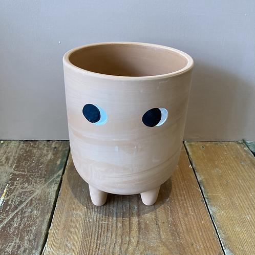 Leggy Terracotta Plant Pot - Large