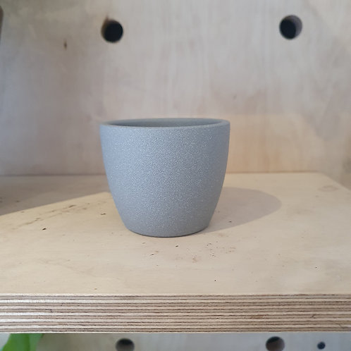 Cement Plant Pot 6cm - Extra small