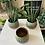 Thumbnail: Small retro plant pot