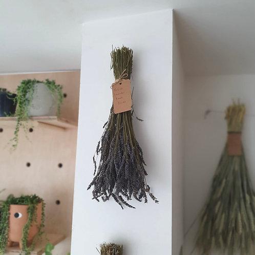 British Dried Lavender Bunch