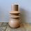 Thumbnail: Terracotta Angled Totem Vase