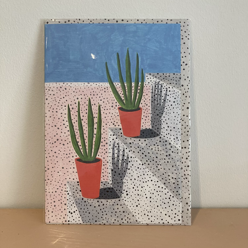 Plant Study 2 Card