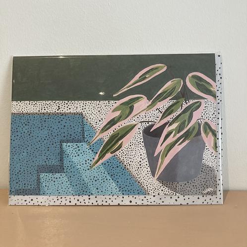 Plant Study 1 Card
