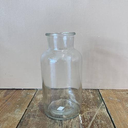 Apothecary Vase h16xw8cm