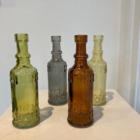 Retro Small Glass Bottle
