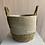 Thumbnail: Seagrass Basket Plant Pot 22x19cm (various colours)