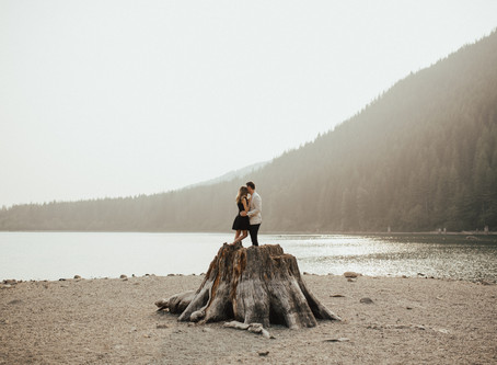 NORTH BEND ADVENTURE SHOOT: N + V