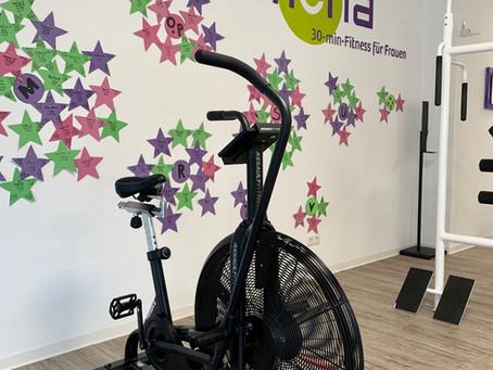 Neues Cardiogerät - Assault Air Bike